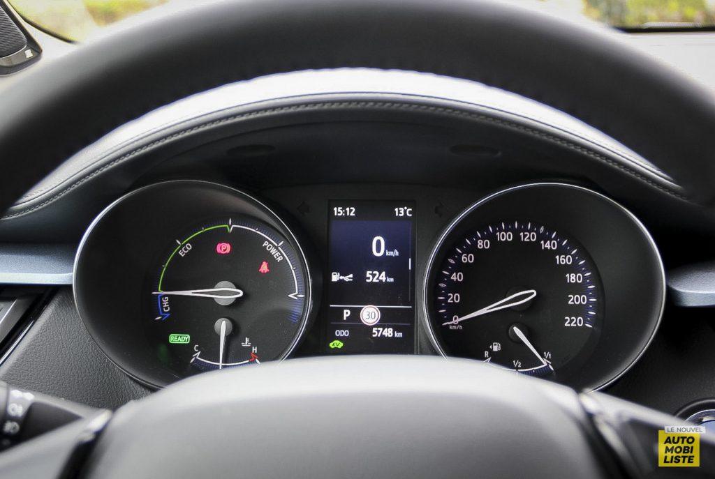 Essai Toyota C HR Le Nouvel Automobiliste 58