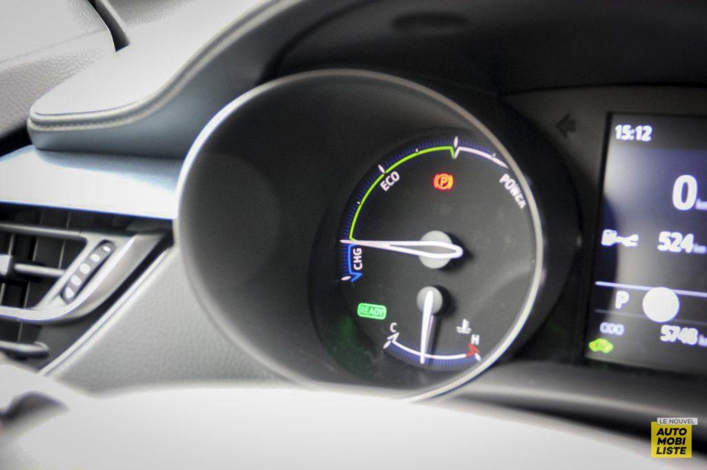 Essai Toyota C HR Le Nouvel Automobiliste 60