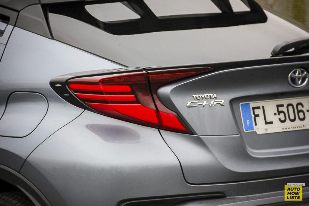 Essai Toyota C HR Le Nouvel Automobiliste 72