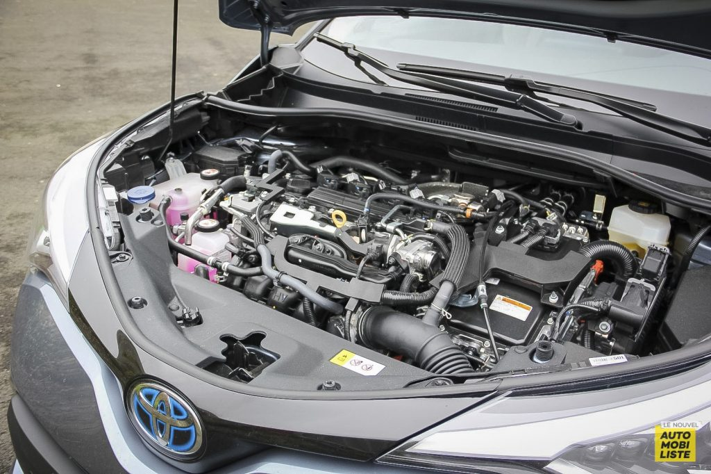 Essai Toyota C HR Le Nouvel Automobiliste 77