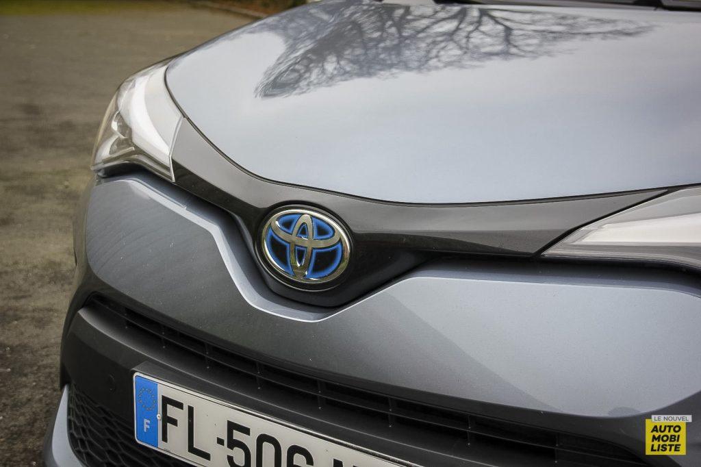 Essai Toyota C HR Le Nouvel Automobiliste 78