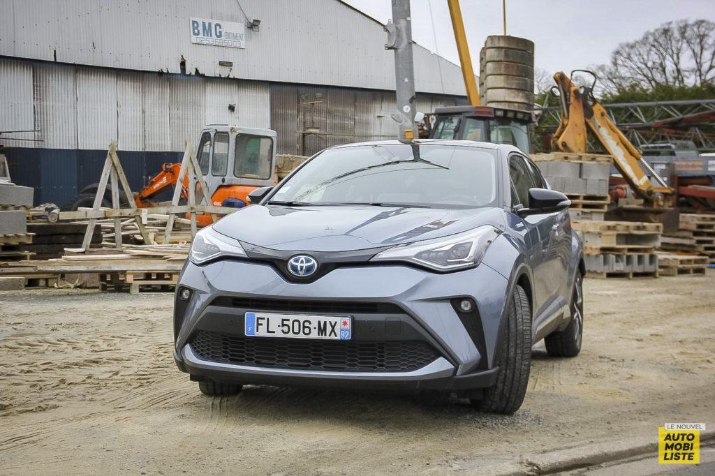 Essai Toyota C HR Le Nouvel Automobiliste 85
