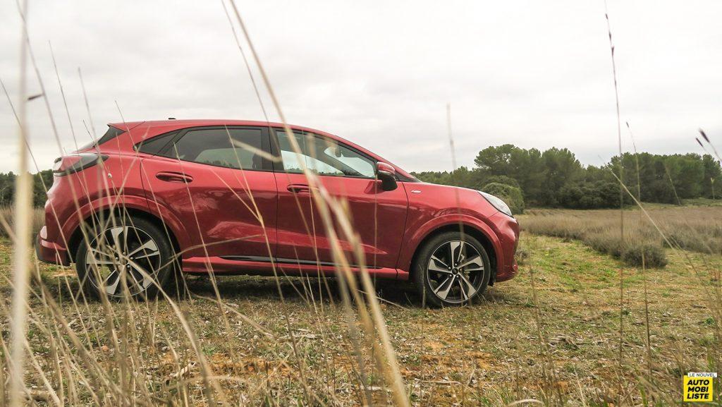 Essai Ford Puma 2020 Ecoboost 155 ch Essai Puma 2020 ST-Line