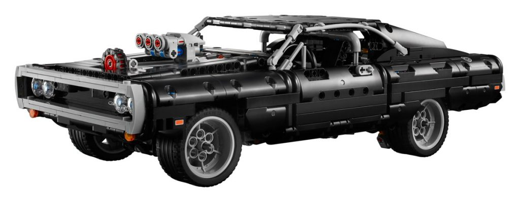 LEGO Technic 42111 Dodge Charger 04