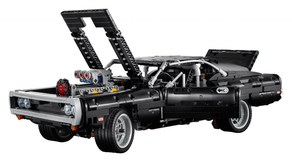 LEGO Technic 42111 Dodge Charger 05