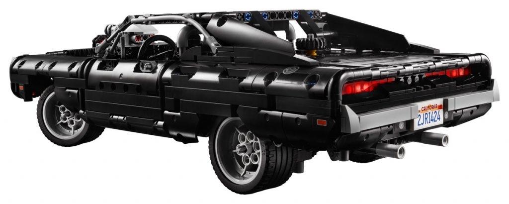 LEGO Technic 42111 Dodge Charger 06