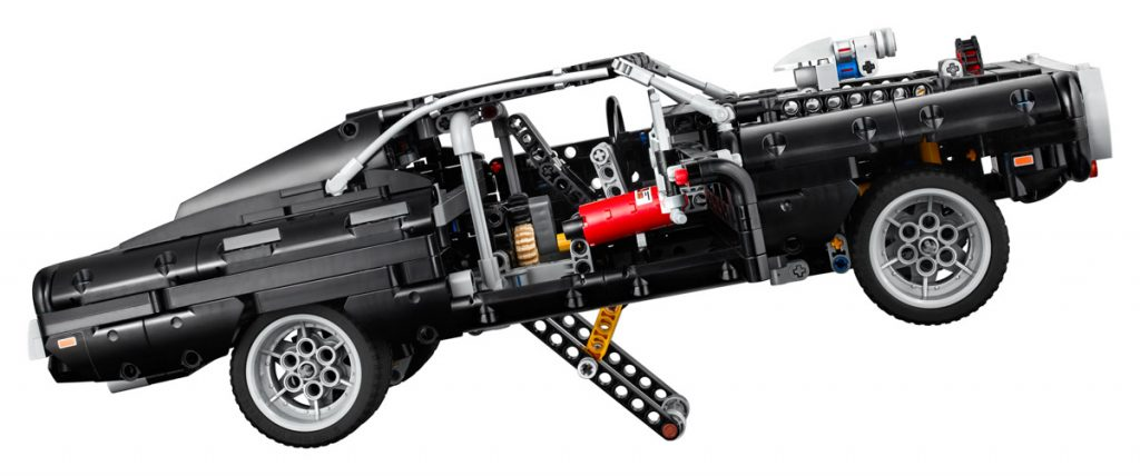 LEGO Technic 42111 Dodge Charger 09