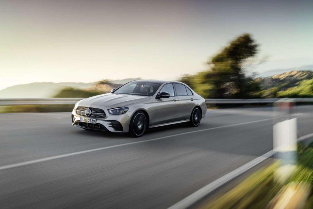 Mercedes Classe E Facelift 2020