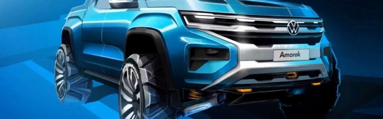 nouveau Volkswagen Amarok 2021