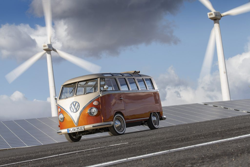 Volkswagen e-Bulli T1