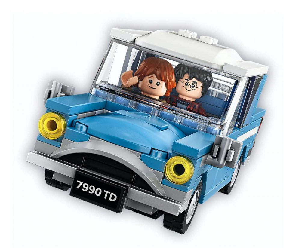 Harry Potter Ford Anglia 02