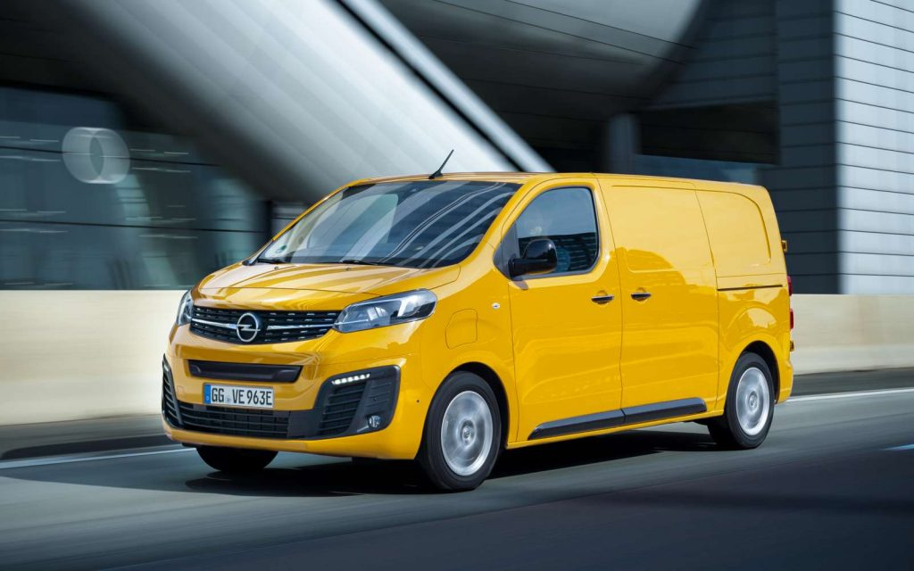 Opel Vivaro e 511683