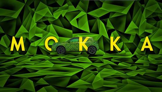 Opel Mokka P2QO 2020