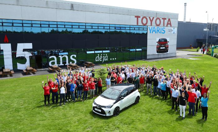 Toyota Onnaing TMMF Valenciennes