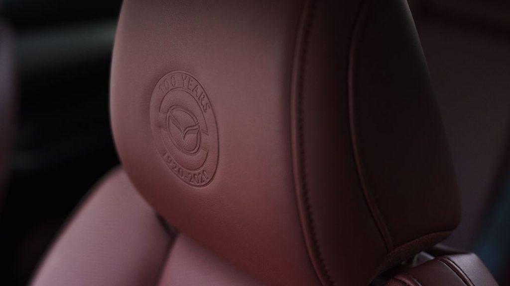 Mazda 100th Anniversary