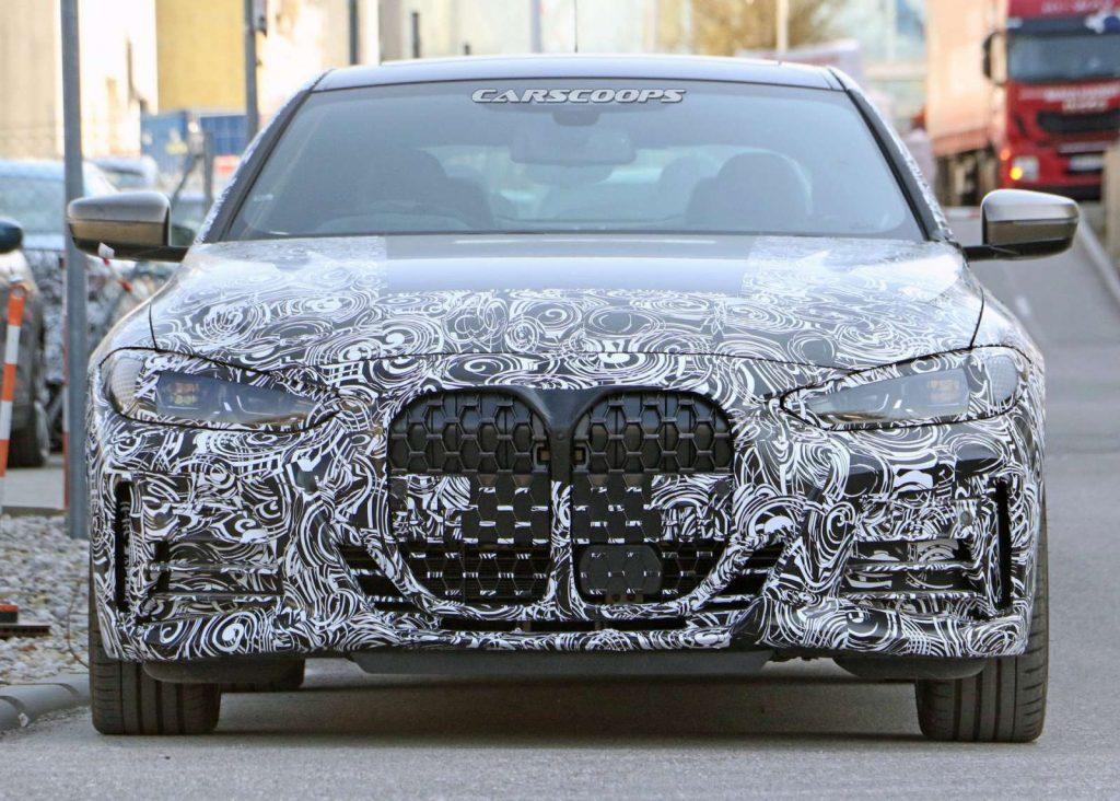 BMW Série 4 2020 Coupé G22