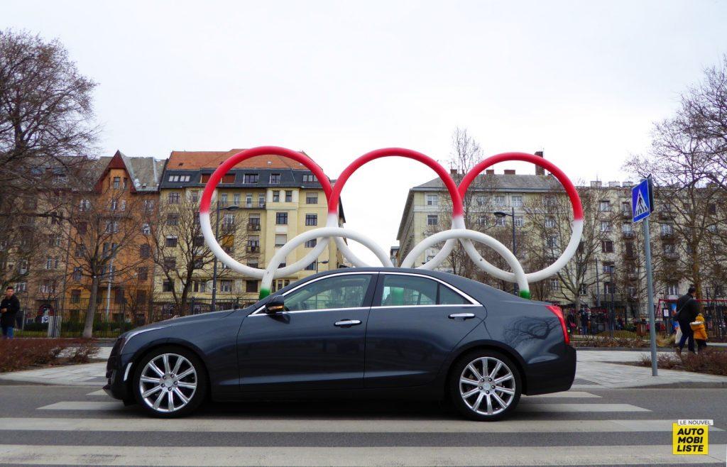 Cadillac ATS Budapest Bose