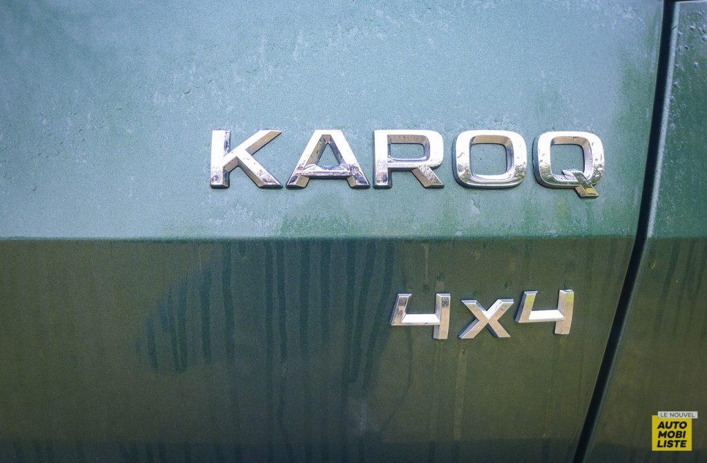 Skoda Karoq Scout Le Nouvel Automobiliste