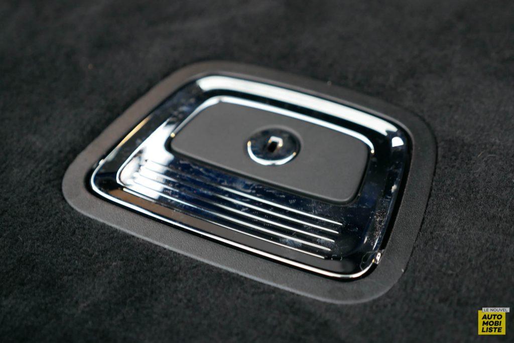 LNA Essai 2001 Mercedes Benz GLC Coupe Coffre 03