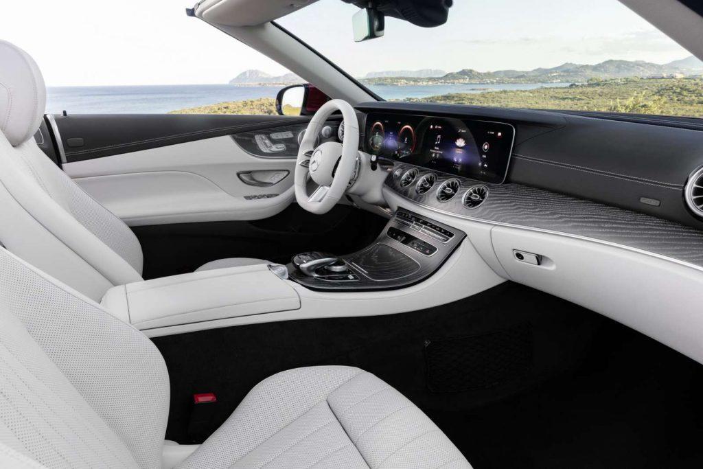 Mercedes Classe E Coupé et Cabriolet restylés