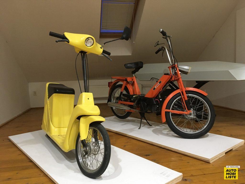 Scooter Jawa Musée du Design Slovaque