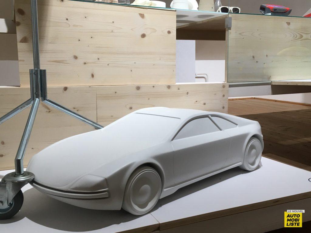 Tatra 603 X T603 X maquette Musée du Design Slovaque