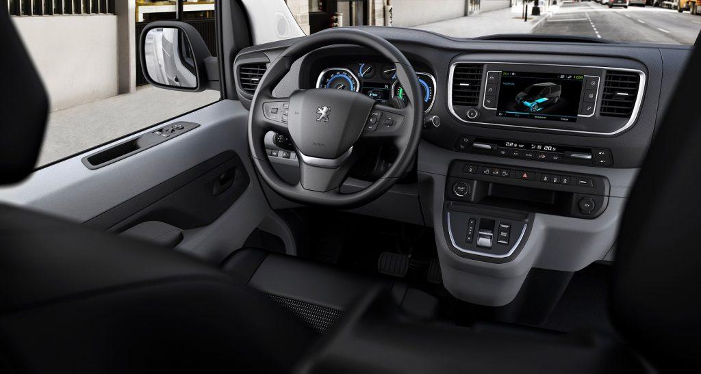 Peugeot e Expert 2020 16