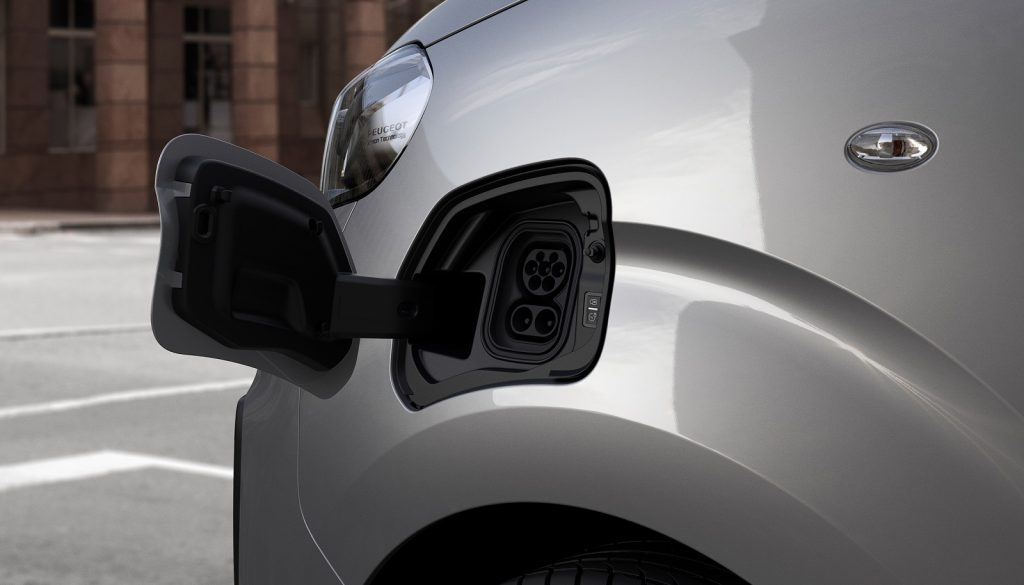 Peugeot e Expert 2020 4