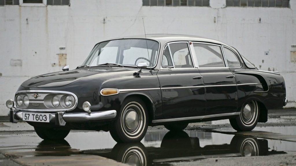 Tatra 603 T603