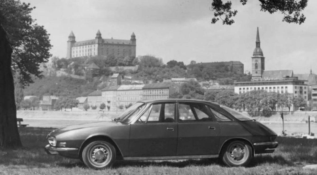 Tatra 603 X Bratislava
