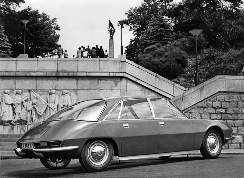 Tatra 603 X T603 X coupé Slavin