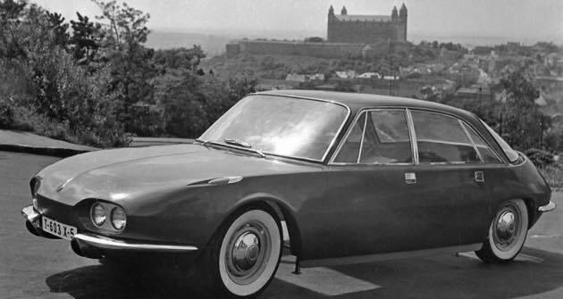 Tatra 603 X T603 X Bratislava