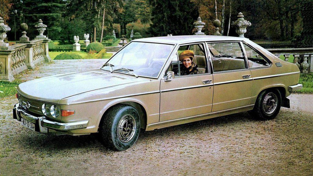 Tatra 613 Vignale
