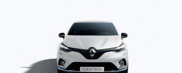 Renault Clio E-Tech Première Edition