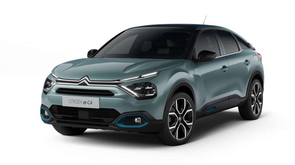 Citroën ë-C4 2021 Le Nouvel Automobiliste