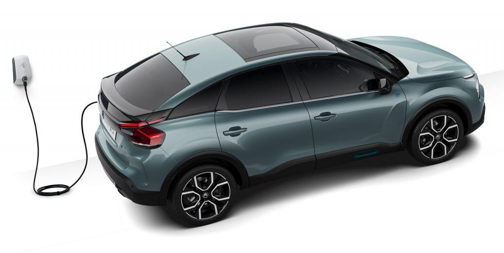 Nouvelle Citroën ë C4 2020