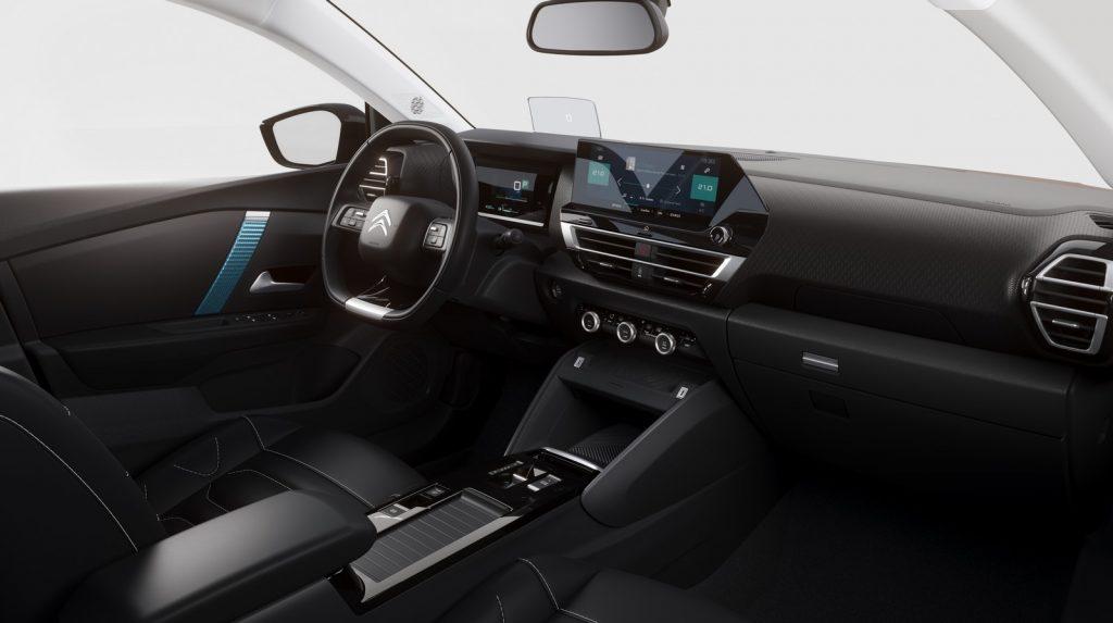 Nouvelle Citroën C4 2020