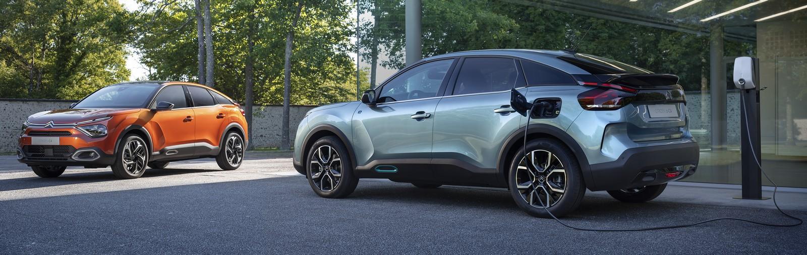 Et voici la nouvelle Citroën C4 2020 ! - Le Nouvel ...