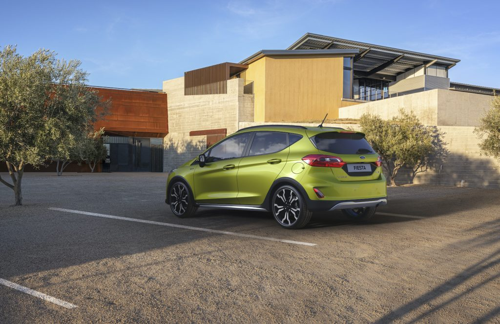 Ford Fiesta mHEV 2020 2