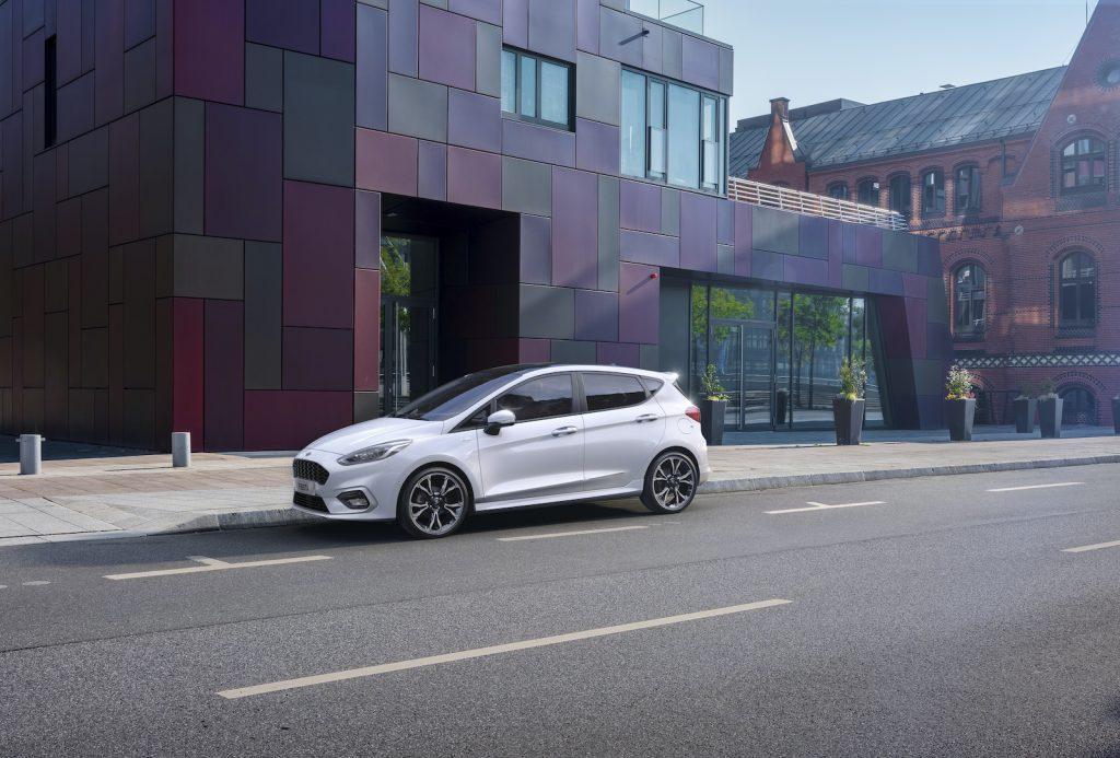 Ford Fiesta mhEV 2020