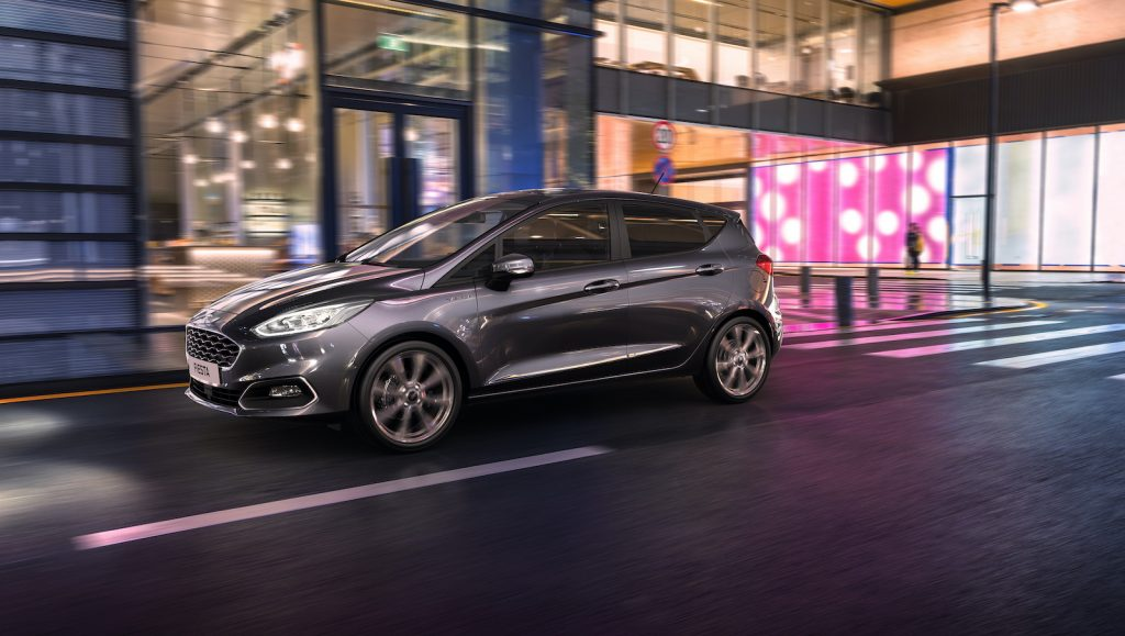 Ford Fiesta 2020 LNA