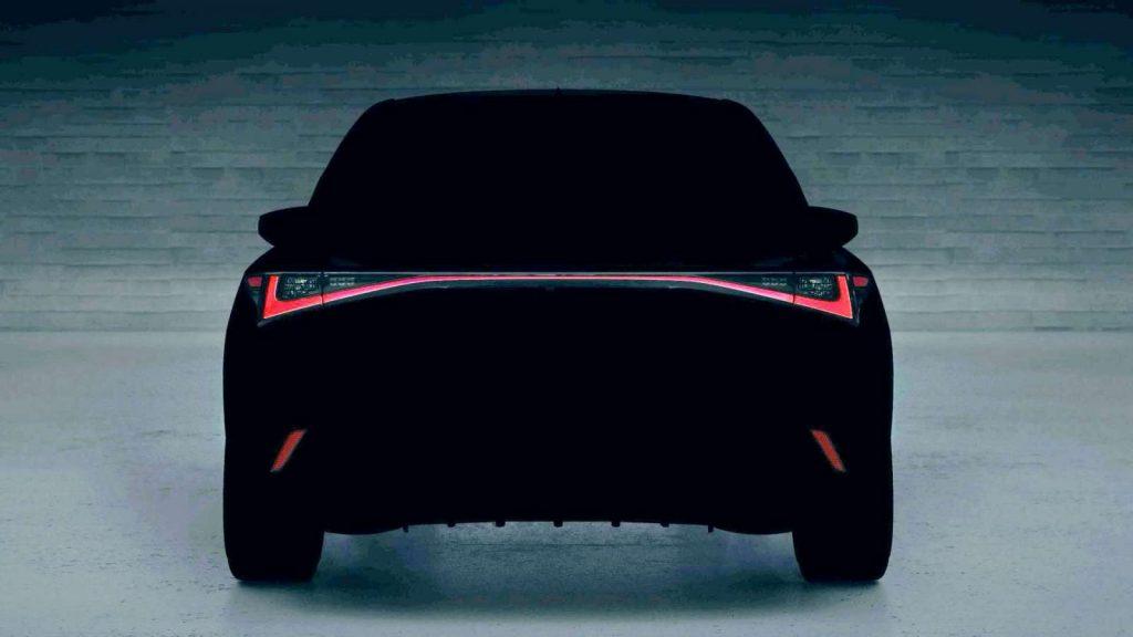Lexus IS 2020 hybride