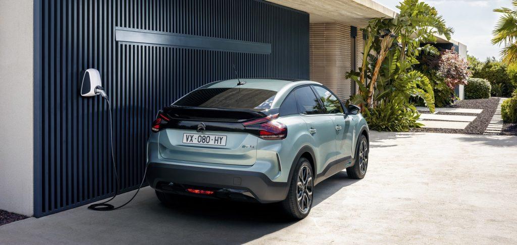 Citroën ë-C4 2021 Le Nouvel Automobiliste 2
