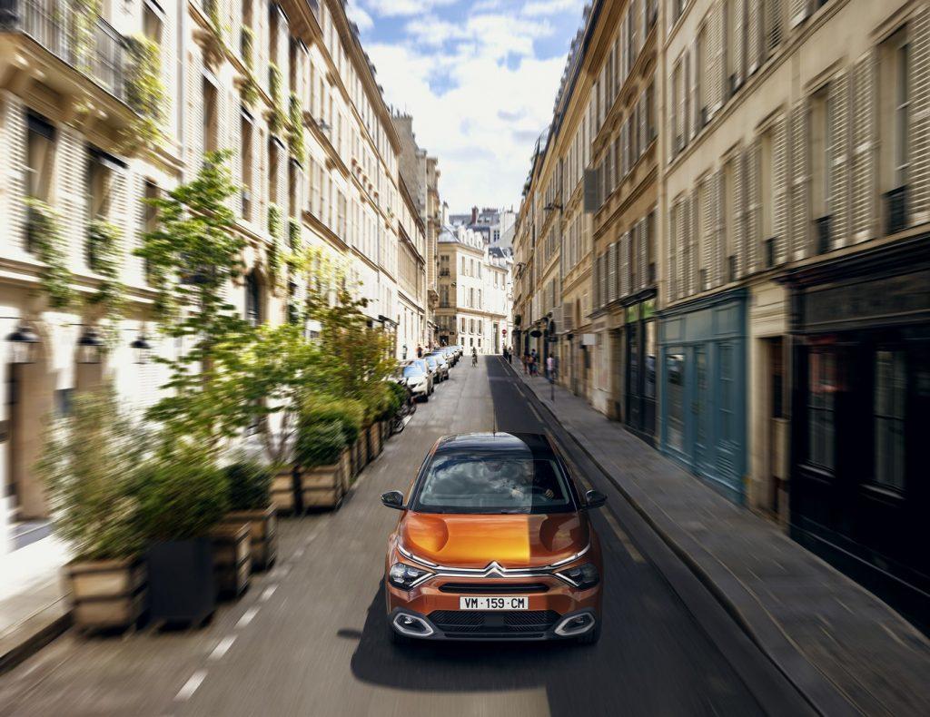 Citroen C4 2020 Le Nouvel Automobiliste
