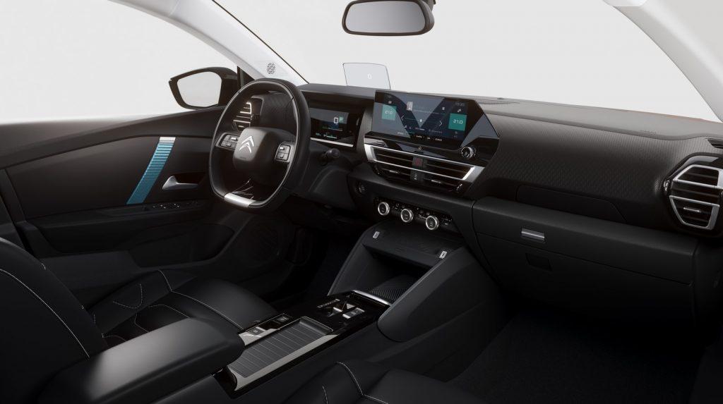 Nouvelle Citroen C4 Le Nouvel Automobilsite 38