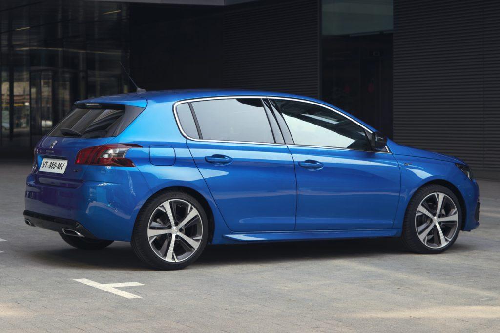 Peugeot 308 phase 3 2020