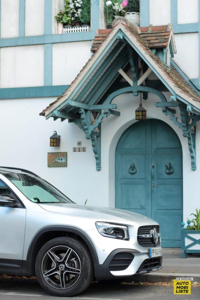 Mercedes GLB Le Nouvel Automobiliste Thibaut Dumoulin (91)