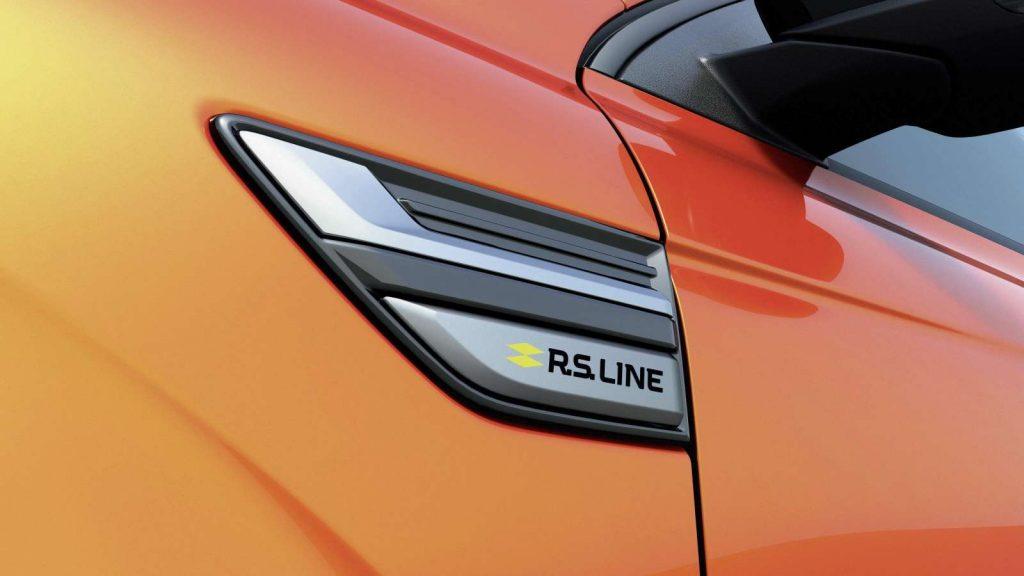 22 2020 Nouveau Renault ARKANA R.S. Line