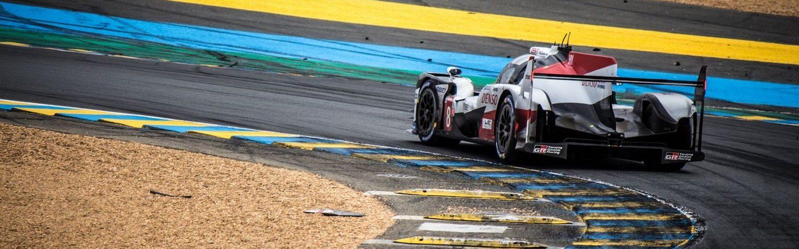 24 Heures du Mans 2018 LMP1