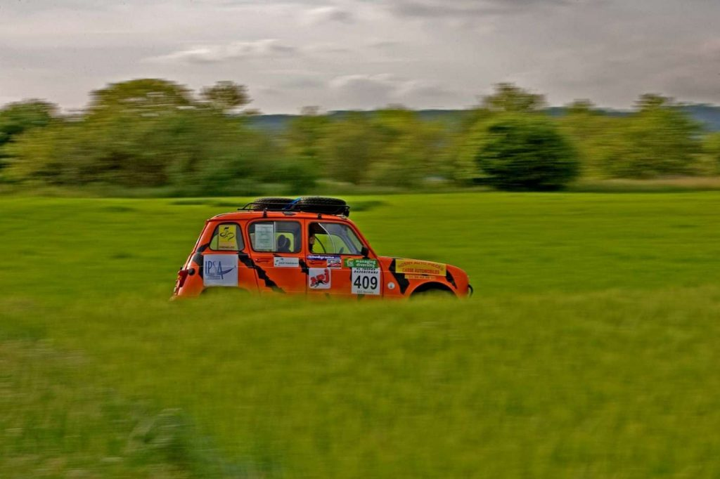 Renault 4 Alice